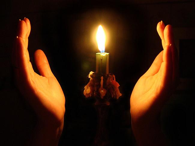 Фото репортаж, свеча, любовь, стих, надежда, инет