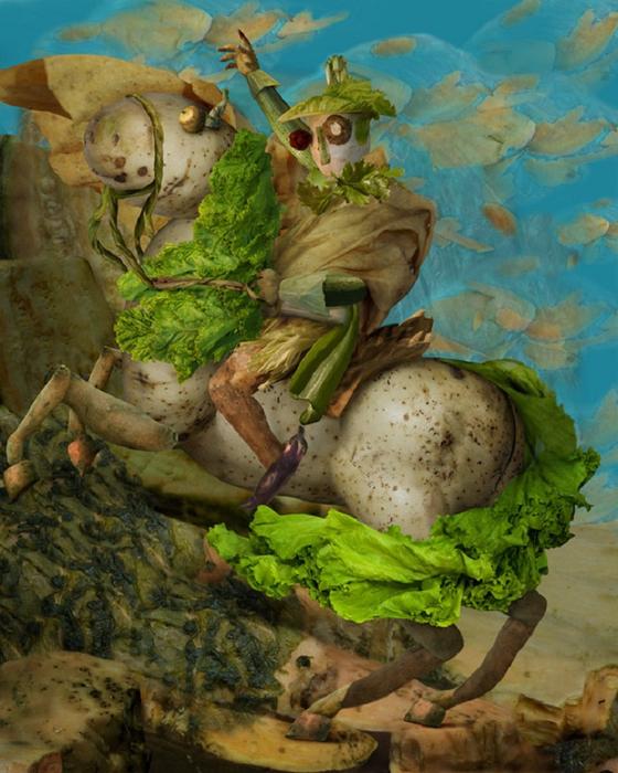 овощные картины Ю Дуоки 17 (560x700, 448Kb)