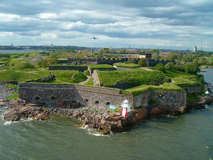 крепость Суоменлинна финляндия (700x526, 306Kb)