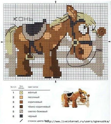Маленькие схемки для вышивания крестиком для начинающих.  Схемы очень забавных животных, ими можно украсить альбом...