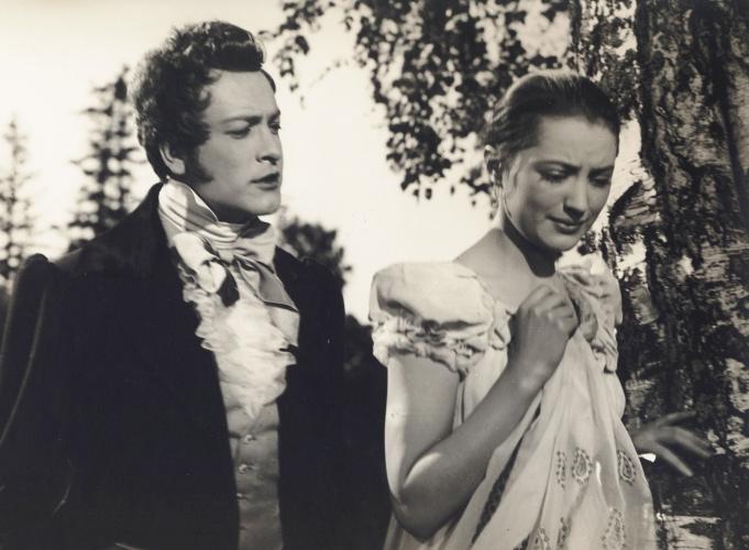 Евгений онегинфильм-опера 1958  смотреть видео