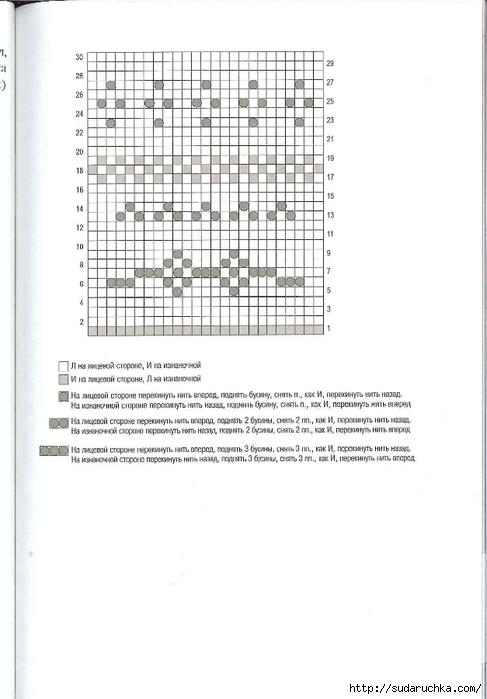 Сидорова Г.И. - Отделка бисером  2011_64 (487x700, 140Kb)