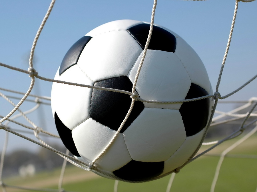 Городской турнир по футболу среди дворовых команд