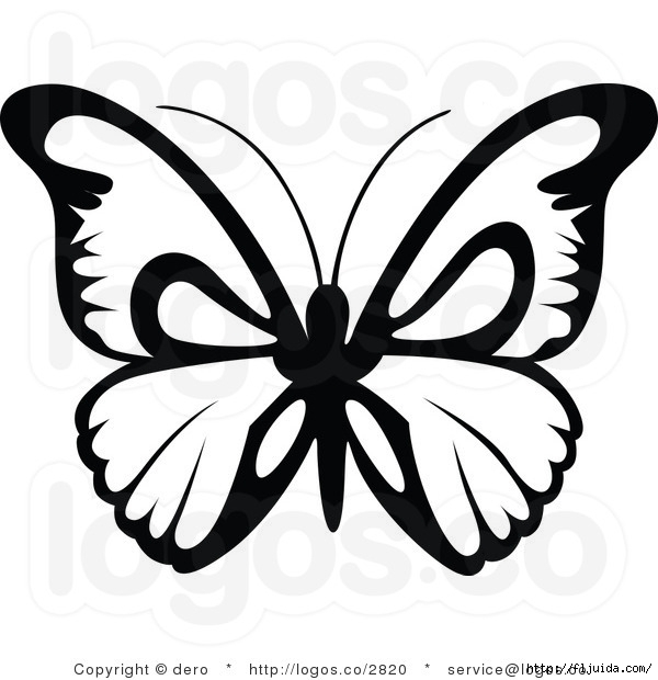 royalty-free-flying-butterfly-logo-by-dero-2820 (600x620, 132Kb)