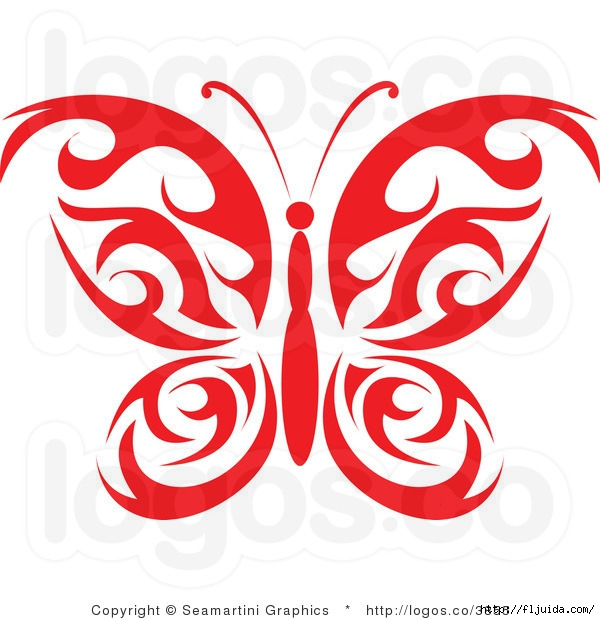 royalty-free-red-butterfly-logo-by-seamartini-graphics-media-3855 (600x620, 182Kb)