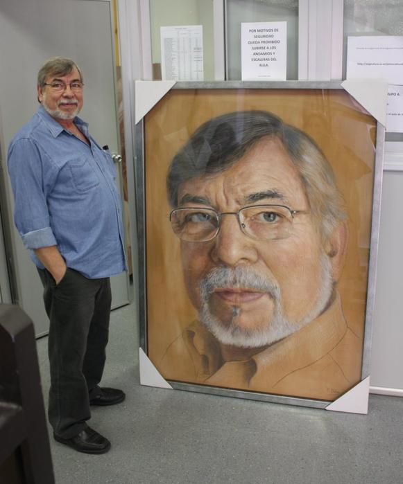 фотореалистичные портреты художника Рубена Беллосо Адорна 8 (581x700, 315Kb)