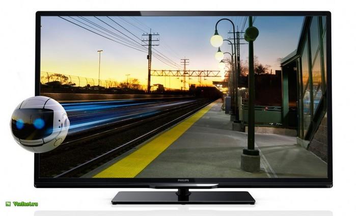 Телевизор ЖК (LED) Philips 32 (81 см) 32PFL4308T-60 (700x424, 63Kb)