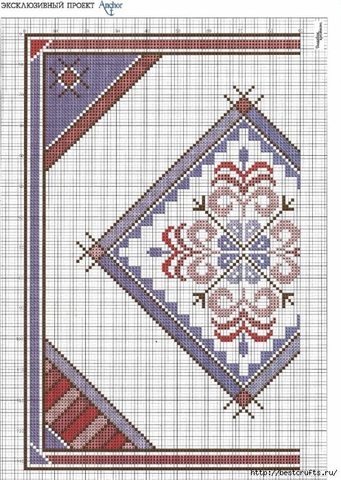 Вышиваю крестиком. Журнал со схемами (49) (497x700, 369Kb)