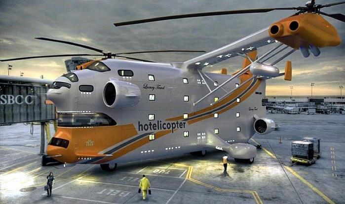отель вертолет Hotelicopter (700x413, 301Kb)