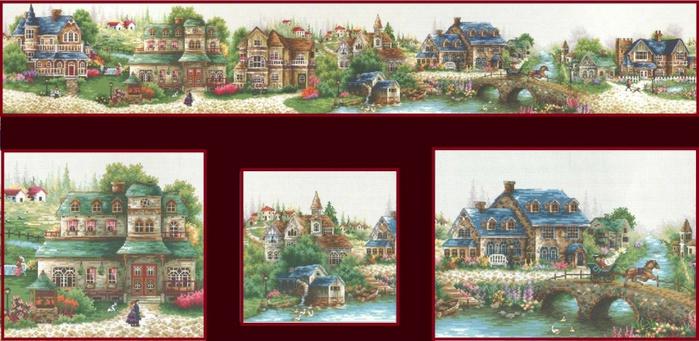 Stitchart-A-green-village0 (700x341, 117Kb)
