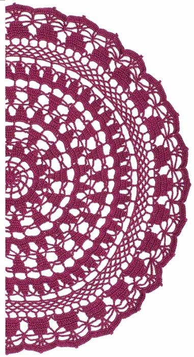 модное вязание крючком для дома. схемы (19) (381x700, 247Kb)