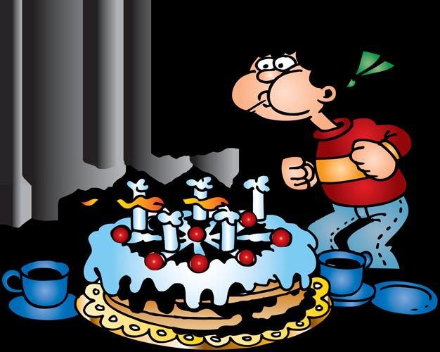 Смешное поздравление другу на день рождения своими словами