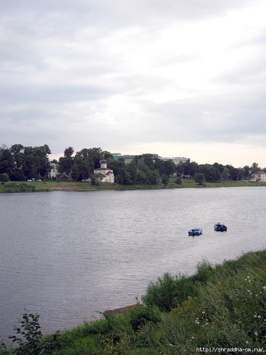 Псков, Мирожский монастырь (3) (525x700, 230Kb)