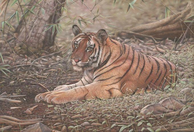 животные в картинах художников Эрик Уилсон 2 (680x464, 210Kb)