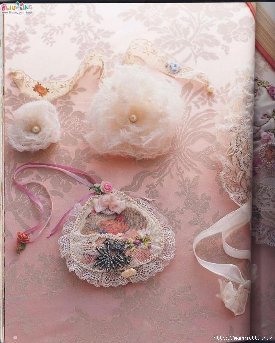 Лоскутное шитье с вышивкой в викторианском стиле (21) (561x700, 318Kb)