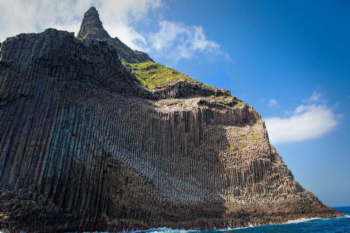 базальтовые скалы Los Organos фото 7 (700x466, 272Kb)