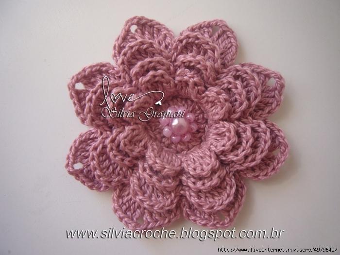 Silvia Gramani pap flor de croche (700x525, 255Kb)