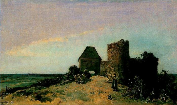 Ruinas del Castillo de Rosemont (700x415, 356Kb)