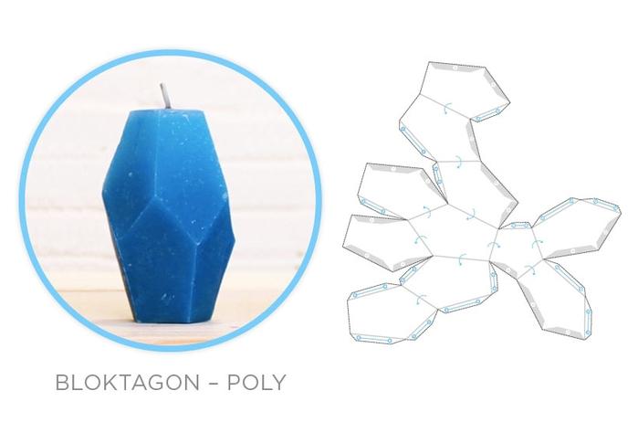 Свечи и гипсовые вазочки геометрической формы. Шаблоны и мастер-класс (18) (700x462, 97Kb)