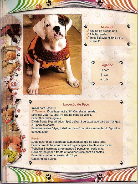 Вязалки для собачек. Журнал (24) (525x700, 414Kb)