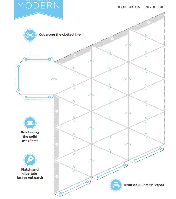 шаблоны для свечей геометрической формы (1) (592x671, 66Kb)