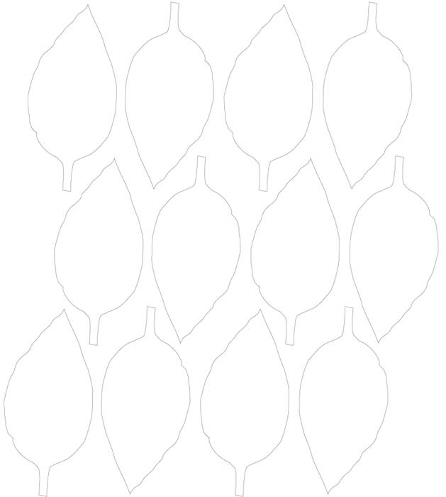венки и свадебные букеты из бумажных розочек (2) (629x700, 78Kb)