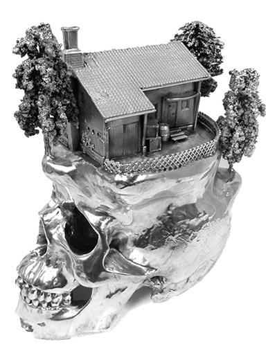 скульптуры Фродо Миккельсен фото 2 (400x517, 115Kb)