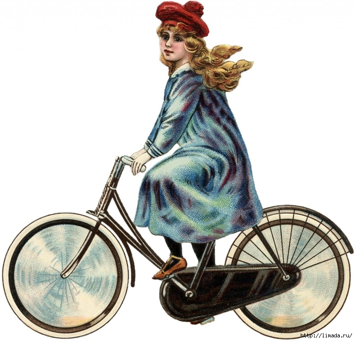 Antique-Bicycle-Girl-Image-GraphicsFairy-1024x984 (700x672, 280Kb)