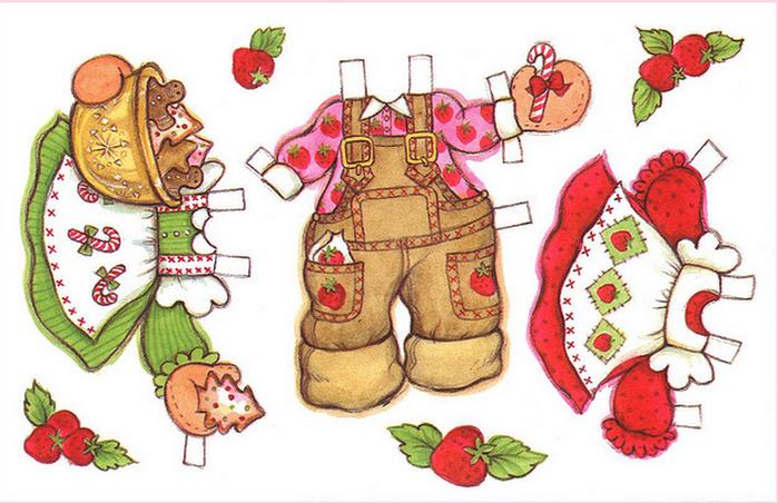 Бумажные вырезалки - одевалки для девочек (10) (700x452, 455Kb)