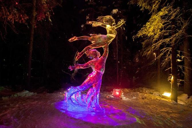 ледяные скульптуры фото 9 (670x447, 193Kb)