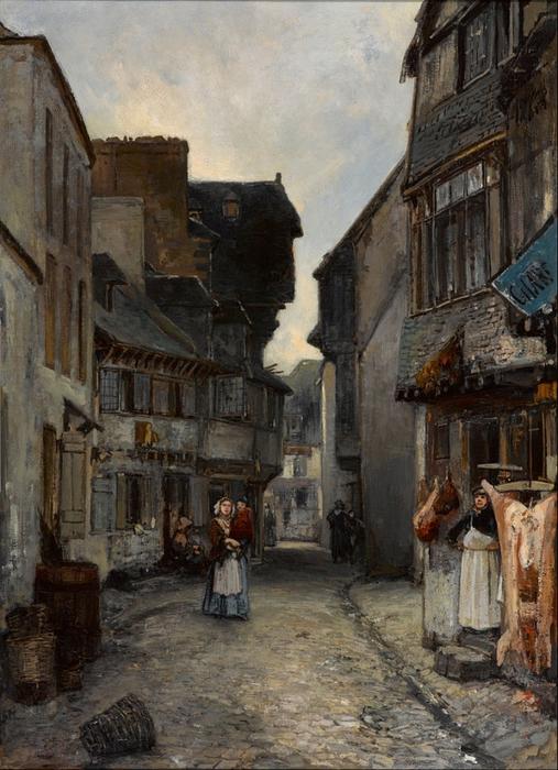 4000579_742pxJohan_Barthold_Jongkind__A_street_in_Landerneau__Google_Art_Project (507x700, 298Kb)