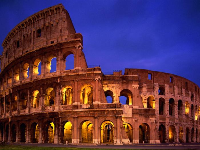 World_Italy_The_Roman_Collosseo_at_night_007859_ (700x525, 447Kb)