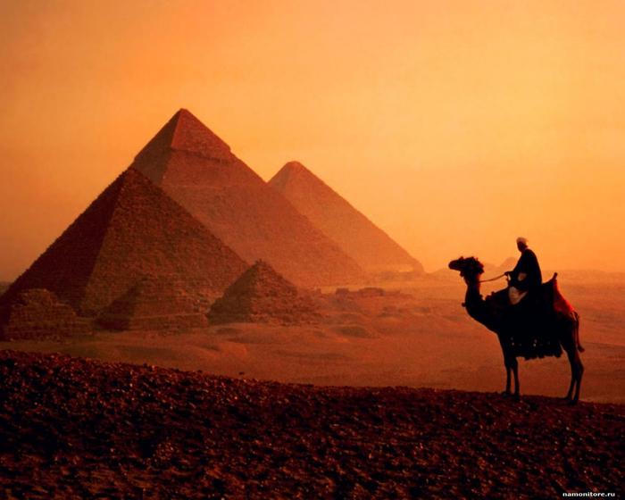 Летний Египет