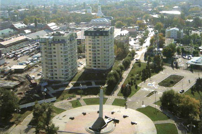 'Покровский маршрут'