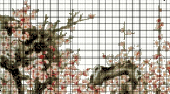 Копия (3) Сакура и карпы (700x387, 252Kb)