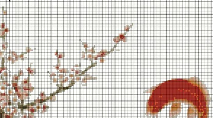 Копия (4) Сакура и карпы (700x387, 219Kb)