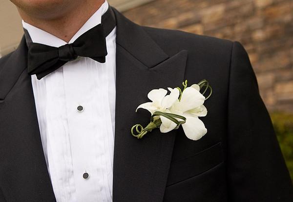 Даже не представляю,  как я буду носить галстук бабочку.
