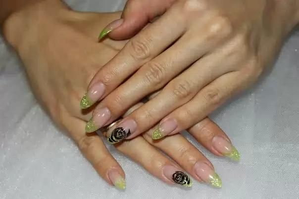Дизайн ногтей осень зима 2013 2014 ногти