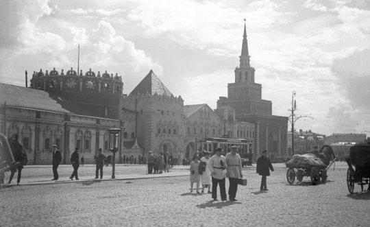Казанский_вокзал-1920-е