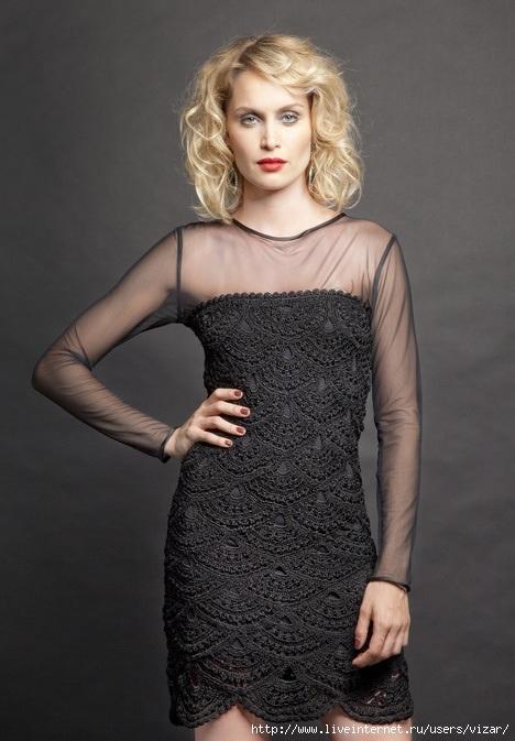 vestido de noche crochet mezcla tul1 (468x673, 156Kb)
