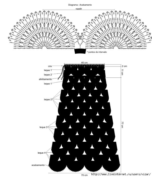 vestido de noche crochet mezcla tul PATRONES5 (599x700, 171Kb)