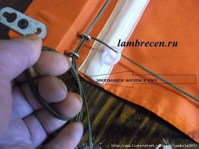 Как сшить римские шторы пошаговая
