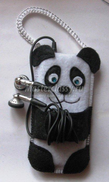 плеера или айпода «Панда»