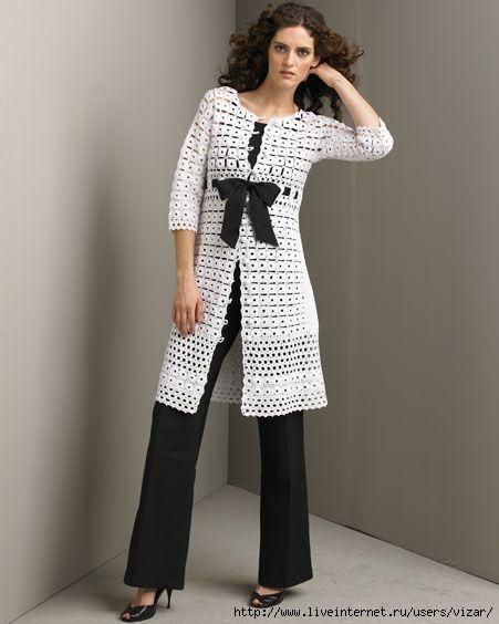 abrigo de crochet de cuadraditos patron1 (451x564, 94Kb)