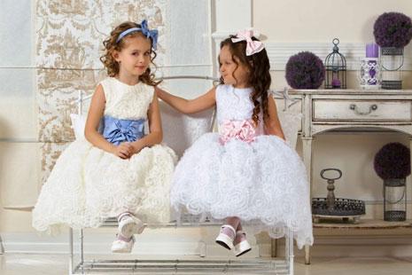 Молодёжные платья для девочек