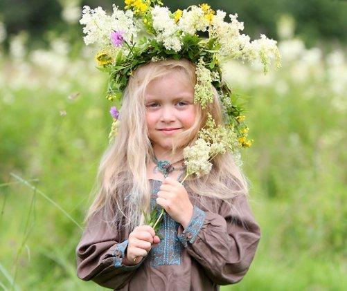 Славянские дети — славянская