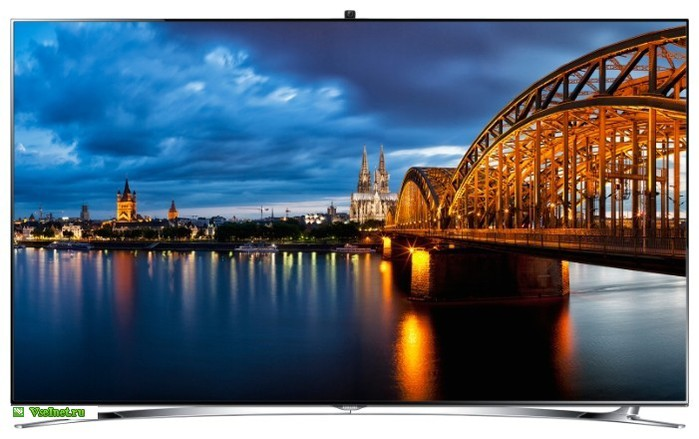 Телевизор ЖК (LED) Samsung 40 (102 см) UE40F8000AT (700x439, 72Kb)