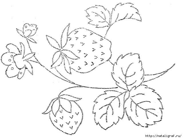 Как распечатать рисунок для вышивки 733