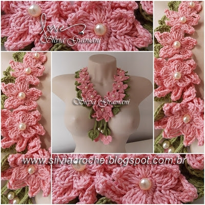 Silvia Gramani colar encanto rosa chГЎ II (400x400, 187Kb)
