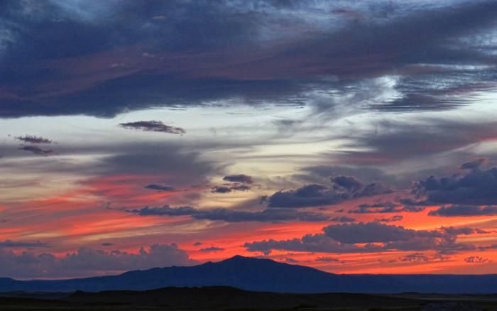 красивое небо фото (700x438, 303Kb)